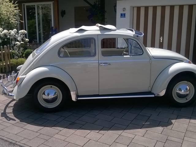 volkswagen coccinelle d 39 occasion de 1963 32 500 km 24. Black Bedroom Furniture Sets. Home Design Ideas