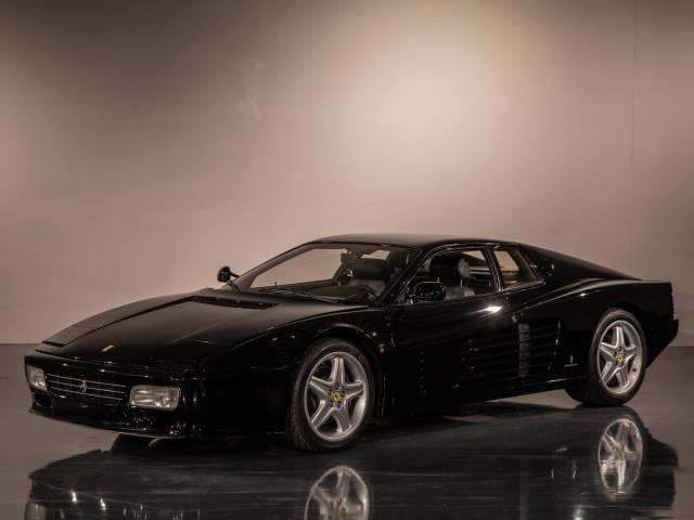 Ferrari 512 Tr 1992 Kaufen Classic Trader