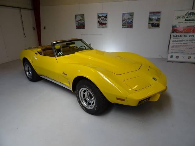 For Sale Chevrolet Corvette Stingray 1975 Offered For Gbp 21336