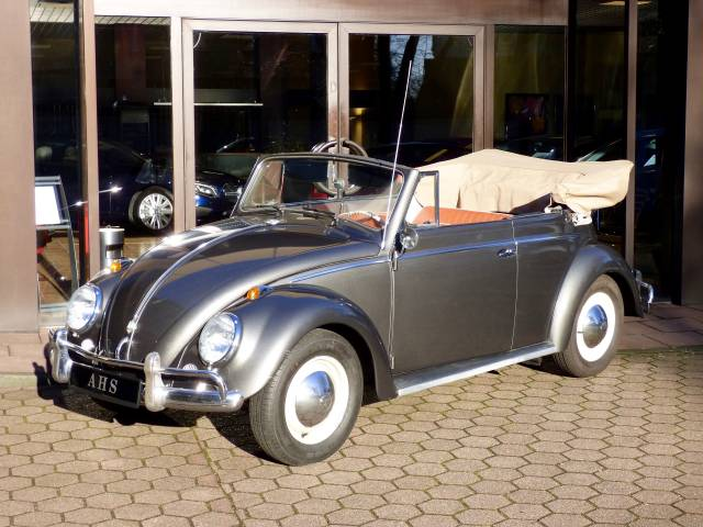 Volkswagen Coccinelle 1200 Cabriolet