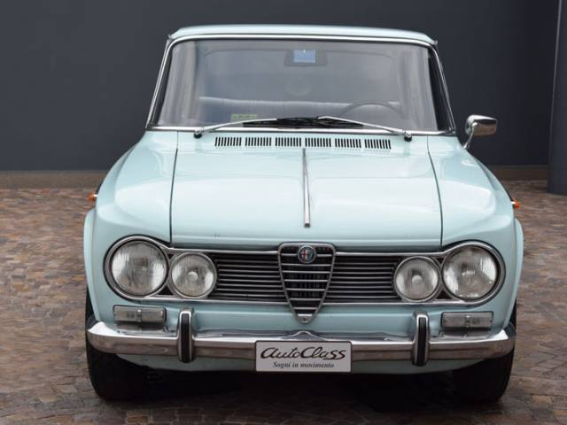 alfa romeo giulia 1600 super 1965 in vendita classic trader. Black Bedroom Furniture Sets. Home Design Ideas