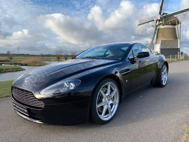 For Sale Aston Martin V8 Vantage 2006 Offered For Gbp 49 847