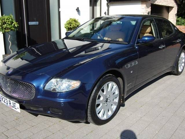 for sale: maserati quattroporte 4.2 (2004) offered for gbp 11,950