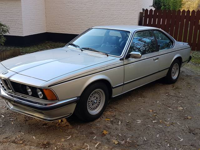 BMW CSi For Sale Classic Trader - 635 bmw