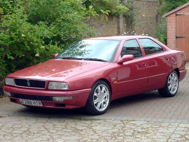 Maserati Quattroporte 3200