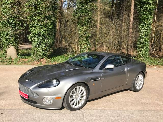 used aston martin vanquish your second hand cars ads. Black Bedroom Furniture Sets. Home Design Ideas