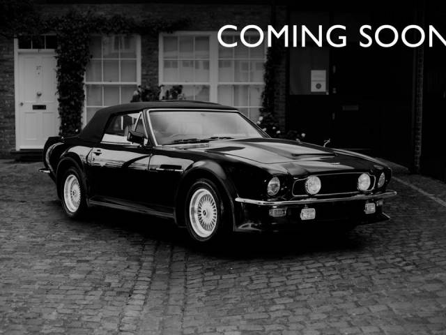 Aston Martin V8 Vantage X Pack 1989 For Sale Classic Trader