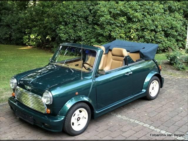Rover Mini Cabriolet 1993 Für Eur 22900 Kaufen