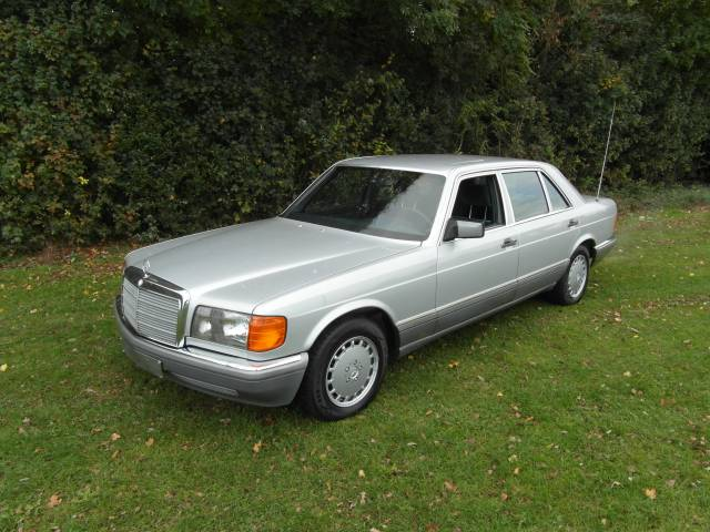 For sale mercedes benz 420 sel 1986 offered for gbp 14 899 for 1986 mercedes benz 420 sel