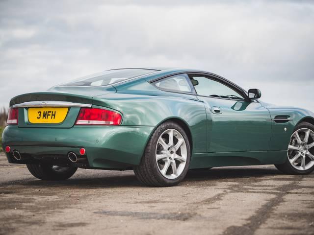 Aston Martin V12 Vanquish 2004 Für Chf 102 798 Kaufen