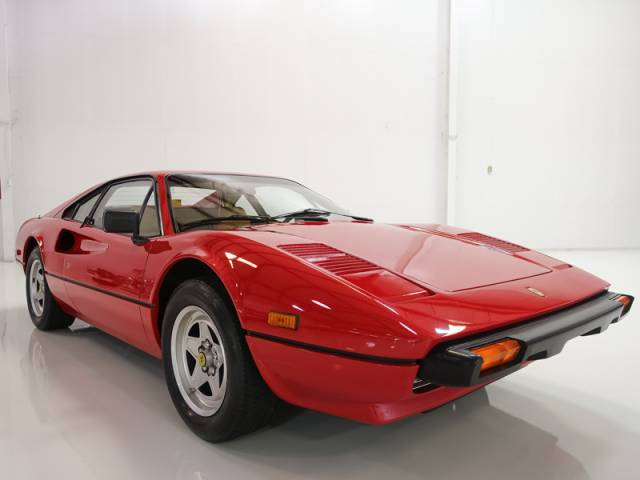 ferrari 308 d 39 occasion de 1982 5 772 km 93 147. Black Bedroom Furniture Sets. Home Design Ideas