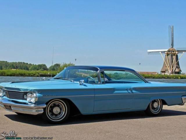 Pontiac Catalina 1960 Für Chf 38924 Kaufen