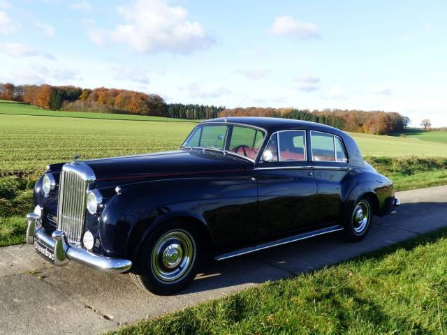 Bentley S 1 - Bentley S 1 saloon 1958