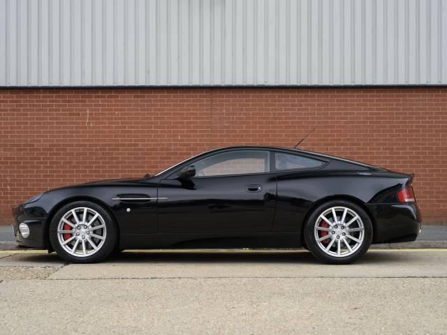 Aston Martin V12 Vanquish S 2006 Für Eur 97 978 Kaufen