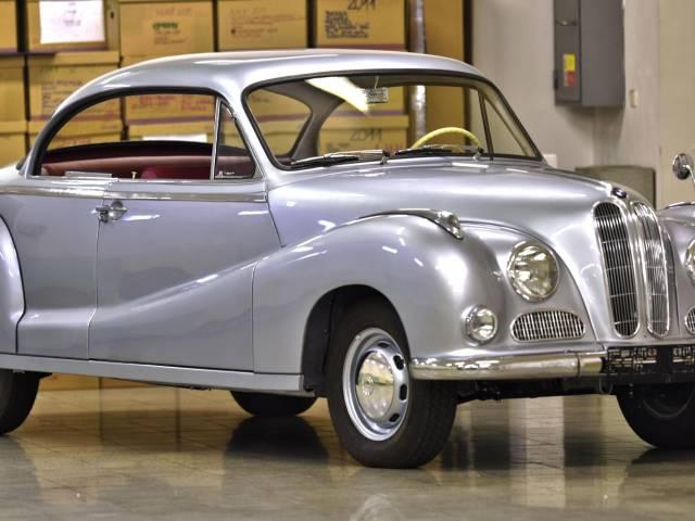 BMW 502 - 3,2 Litre Baur Coupe