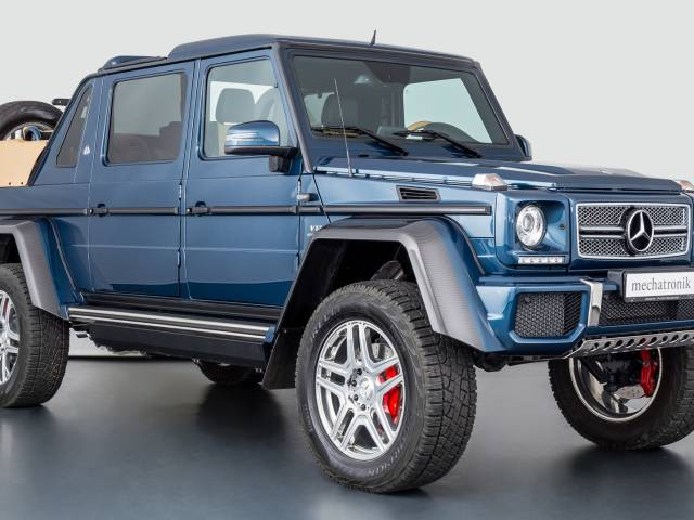 Mercedes-Benz Maybach G 650 Landaulet
