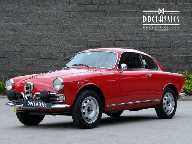 Alfa Romeo Giulietta Sprint For Sale Classic Trader - Alfa romeo giulietta 1960 for sale