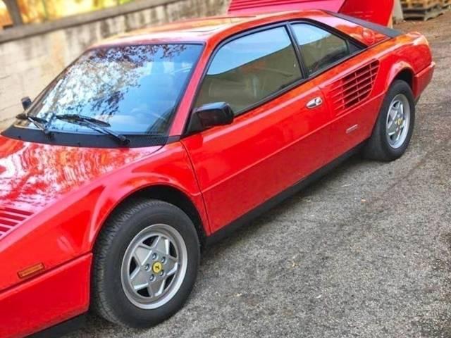 Ferrari Mondial 3 2 1985 Für Eur 40 000 Kaufen