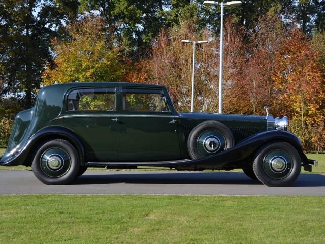 rolls royce phantom ii 1934 f r eur kaufen. Black Bedroom Furniture Sets. Home Design Ideas