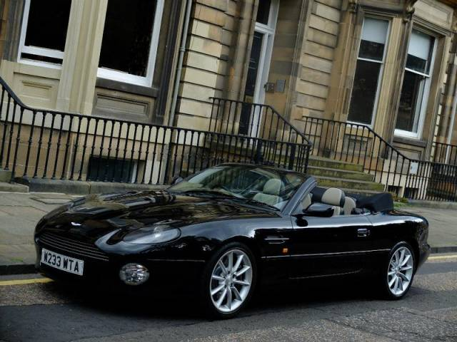 annonce aston martin db7 d 39 occasion de 2000 37 630. Black Bedroom Furniture Sets. Home Design Ideas