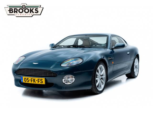 For Sale Aston Martin Db 7 Vantage 2000 Offered For Gbp 29 882