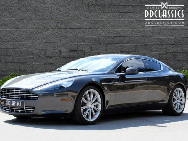 For Sale Aston Martin Rapide Offered For GBP - Aston martin rapide for sale