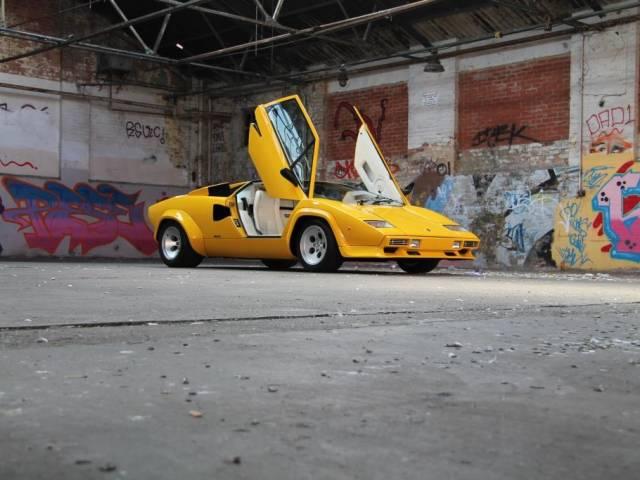 Lamborghini Countach Lp 500 S 1983 For Sale Classic Trader