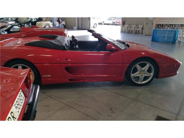 ferrari f355 d 39 occasion de 1996 10 000 km 148 000. Black Bedroom Furniture Sets. Home Design Ideas