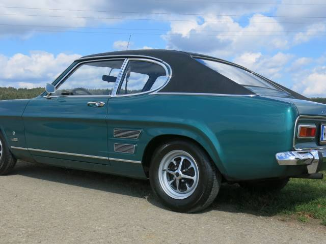 For Sale: Ford Capri I 1700 GT (1970) offered for GBP 20,435