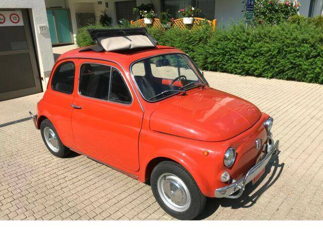 For Sale Fiat 500 L 1969 Offered For Aud 18 936