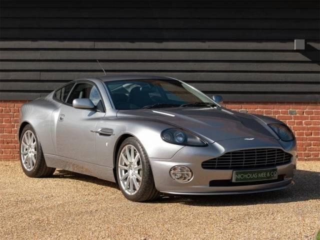 For Sale Aston Martin V12 Vanquish S 2007 Offered For Gbp 124 950