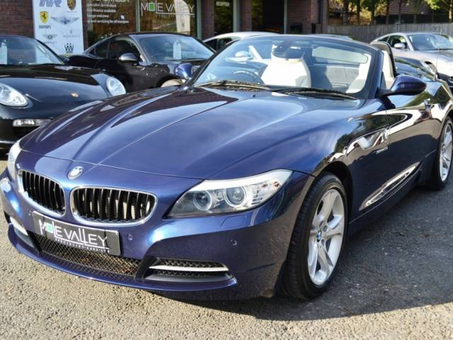 For Sale Bmw Z4 Sdrive23i 2009 Offered For Gbp 10 995