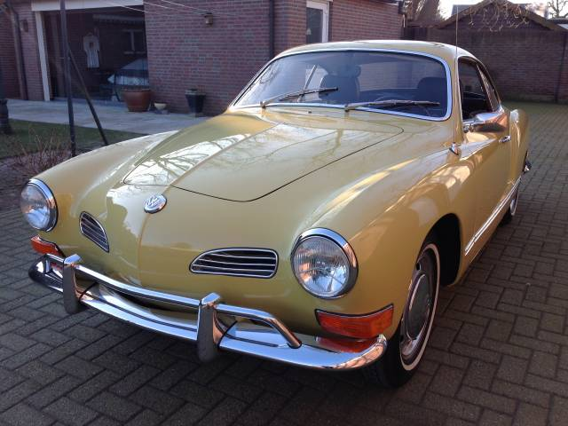 volkswagen karmann ghia 1600 1970 voor eur kopen. Black Bedroom Furniture Sets. Home Design Ideas