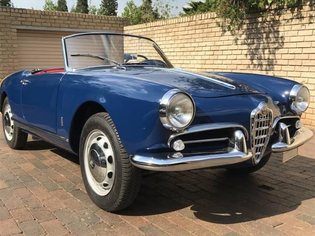 Alfa Romeo Giulietta Spider For Sale Classic Trader - Alfa romeo spiders for sale