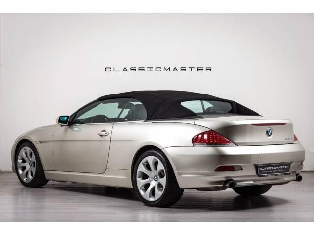 Bmw 645ci 2005 Für Eur 21 950 Kaufen