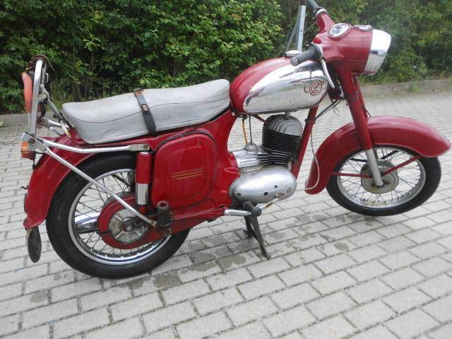 For Sale: Jawa 175 CZ (1964) offered for AUD 2,432
