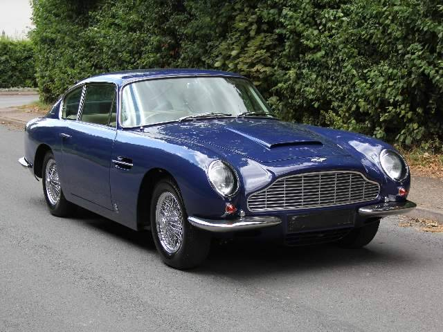 For Sale Aston Martin DB Offered For GBP - 1967 aston martin