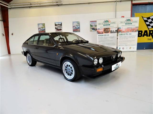 For Sale Alfa Romeo Alfetta Gtv 6 25 1986 Offered For Gbp 18428
