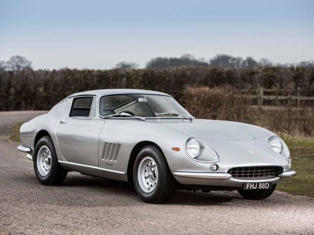 Ferrari 275 GTB/2 Alluminio