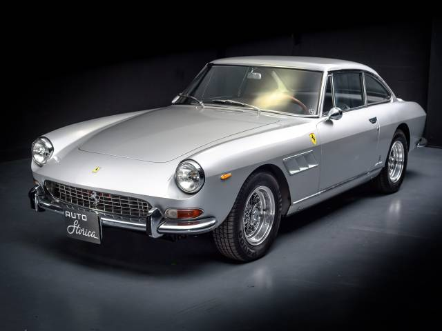 Ferrari 330 Gt 2 2 1967 Kaufen Classic Trader