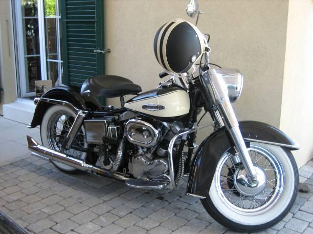 For Sale: Harley-Davidson Electra Glide Shovelhead (1967