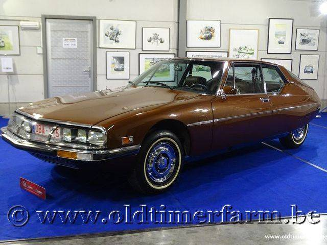 For Sale Citron Sm 1972 Offered For Gbp 33043