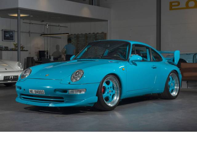 For Sale: Porsche 911 Cup (1991) offered for AUD 197,160