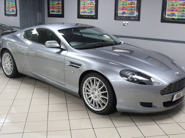 For Sale Aston Martin Db 9 2007 Offered For Gbp 47 995