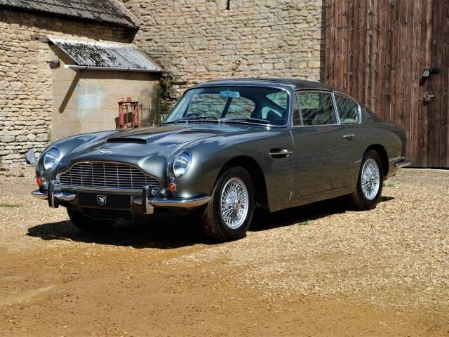 For Sale Aston Martin DB Offered For GBP - Aston martin db