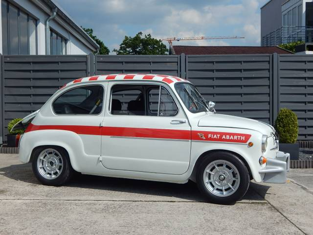 Abarth fiat 850 tc 1963 f r eur kaufen for Modelli 500 abarth
