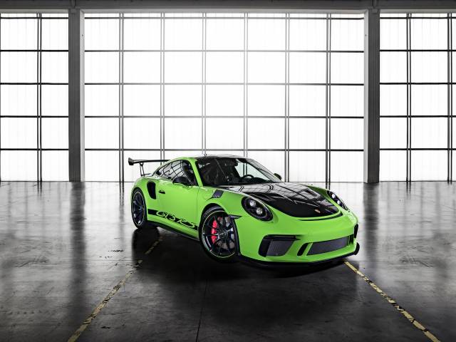 For Sale Porsche 911 Gt3 Rs Weissach 2018 Offered For Gbp