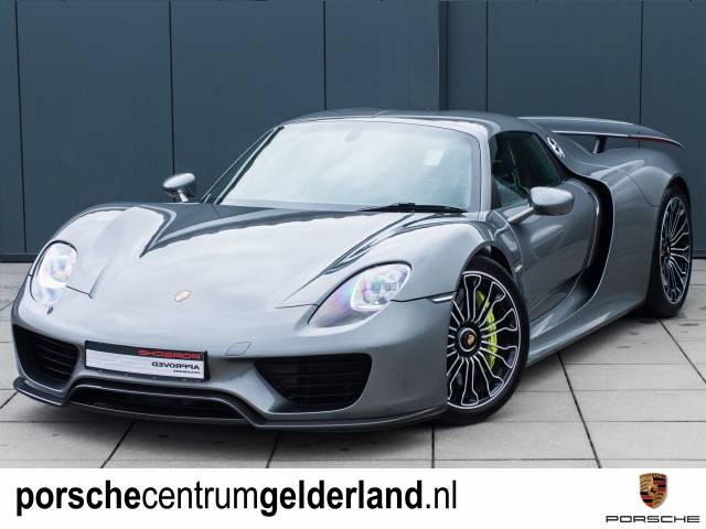 For Sale Porsche 918 Spyder 2014 Offered For Gbp 1154812