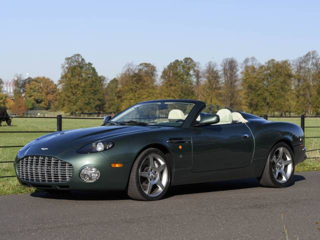 For Sale Aston Martin Db Ar1 2003 Offered For Gbp 309 950
