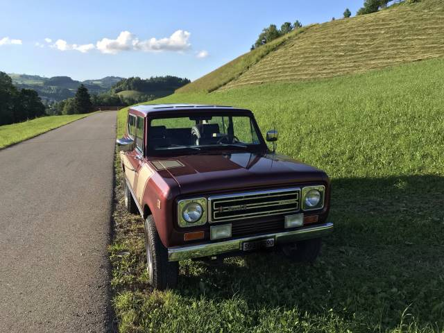 For Sale: International Harvester Scout II (1979) offered